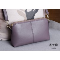 38177 Meigardass Genuine leather bags for women girls handy bags purse wallet female