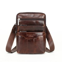 6051 Meigardass genuine leather shoulder bags for men ipad mini pouch crossbody messenger bags male handbags