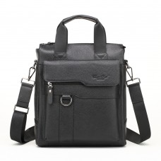 genuine leather briefcase for men totes handbags laptop messenger bags document bags